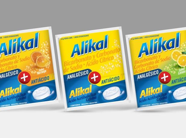 Glaxosmithkline Alikal Packagings Envases