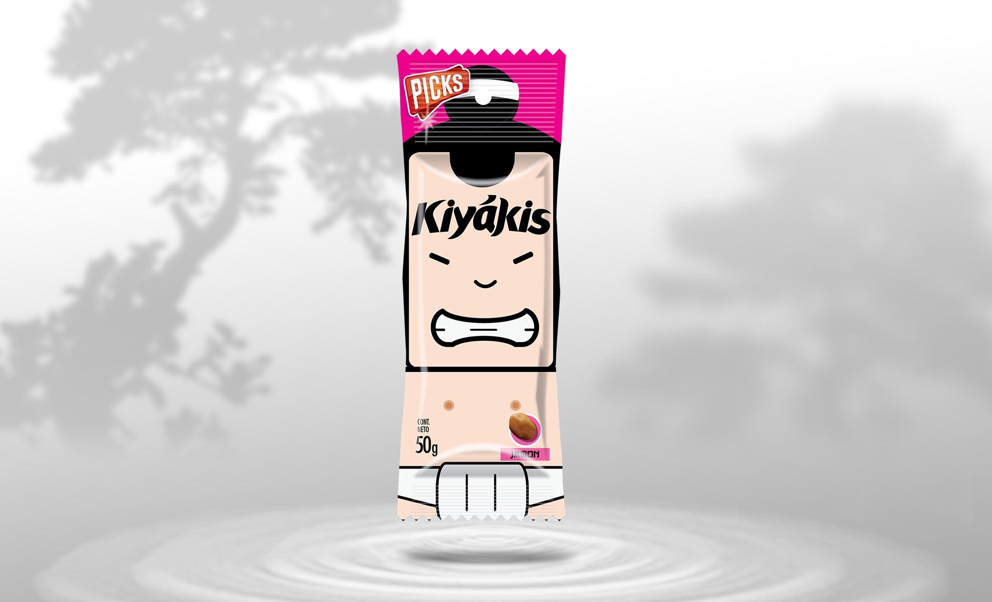 Kiyakis Peanuts Packaging Character Sumo Special Edition