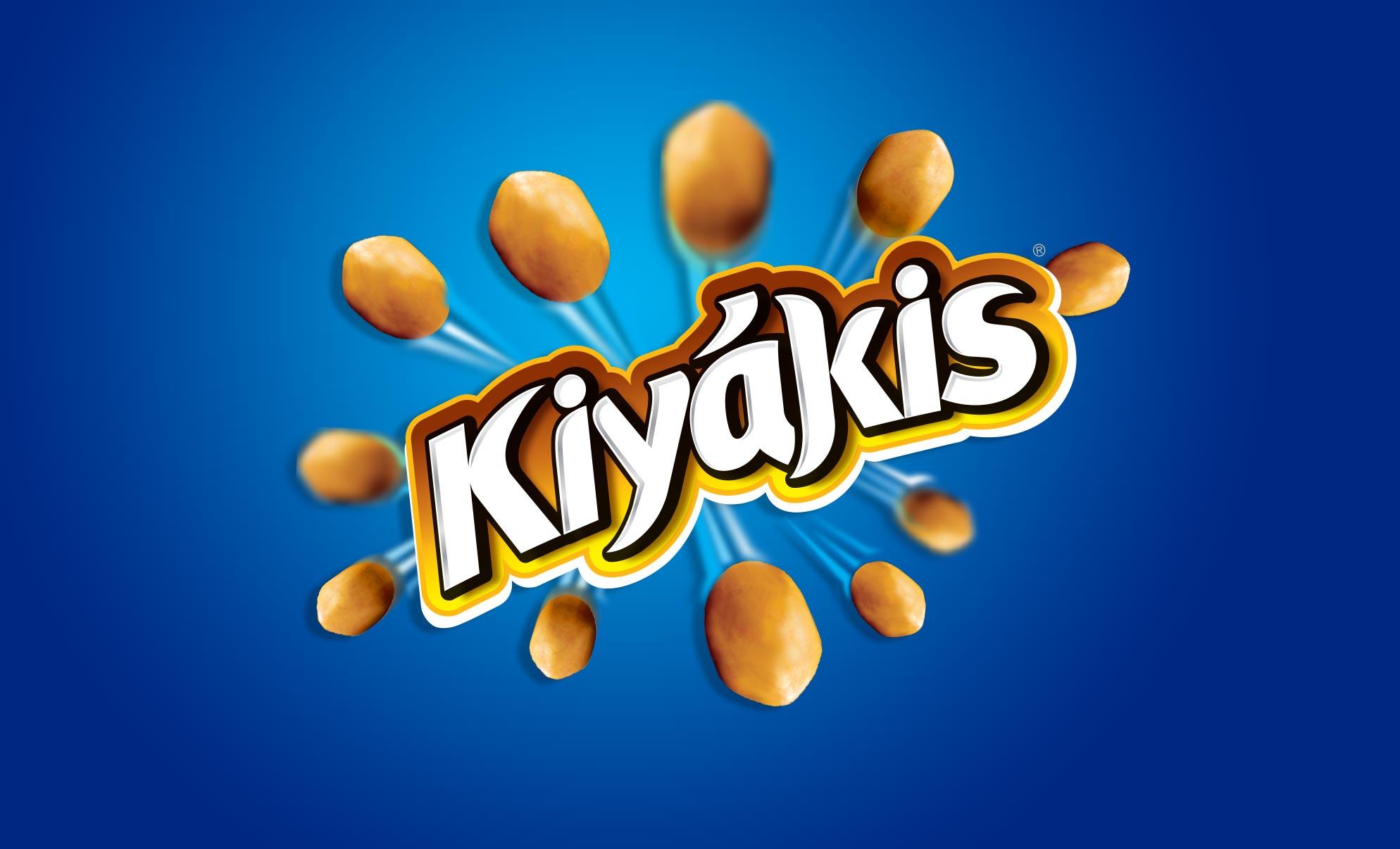 Kiyakis Peanuts Logotype Logo