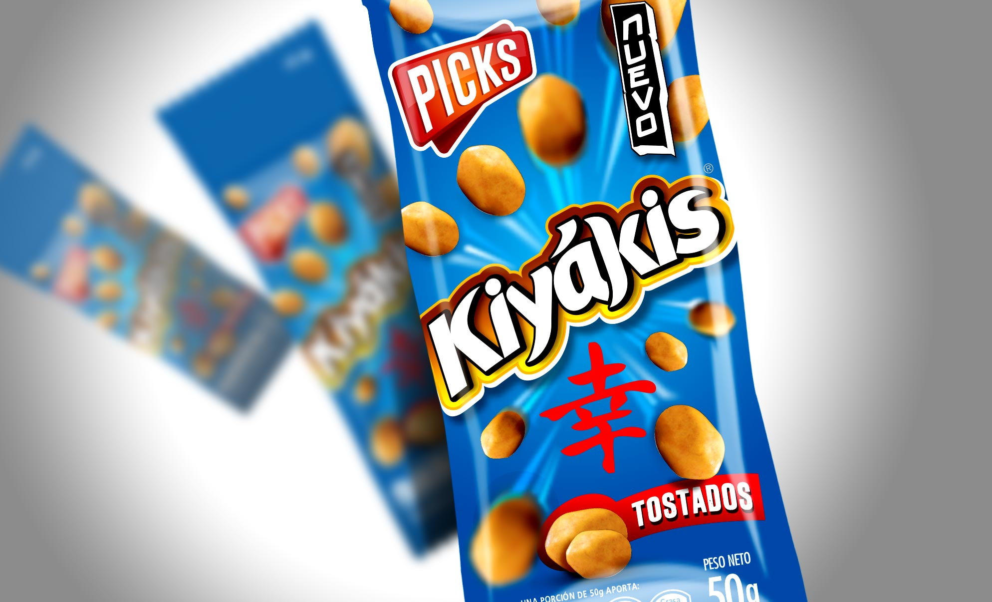 Kiyakis Peanuts Packaging