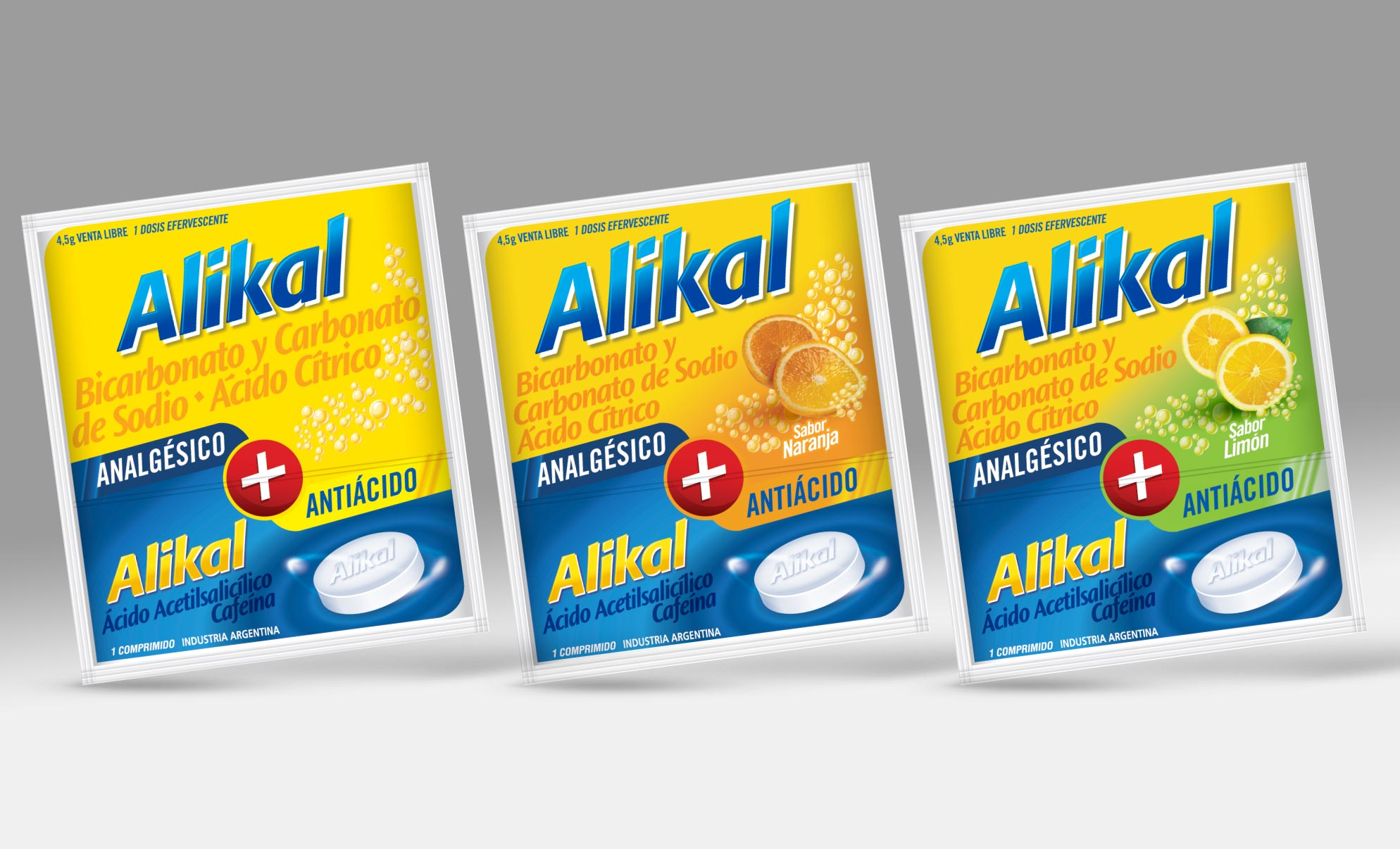 Glaxosmithkline Alikal Packagings Envases
