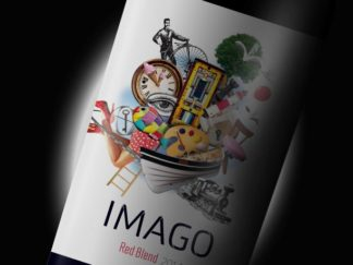 Peñaflor Trapiche Imago Wine Packaging Red Blend