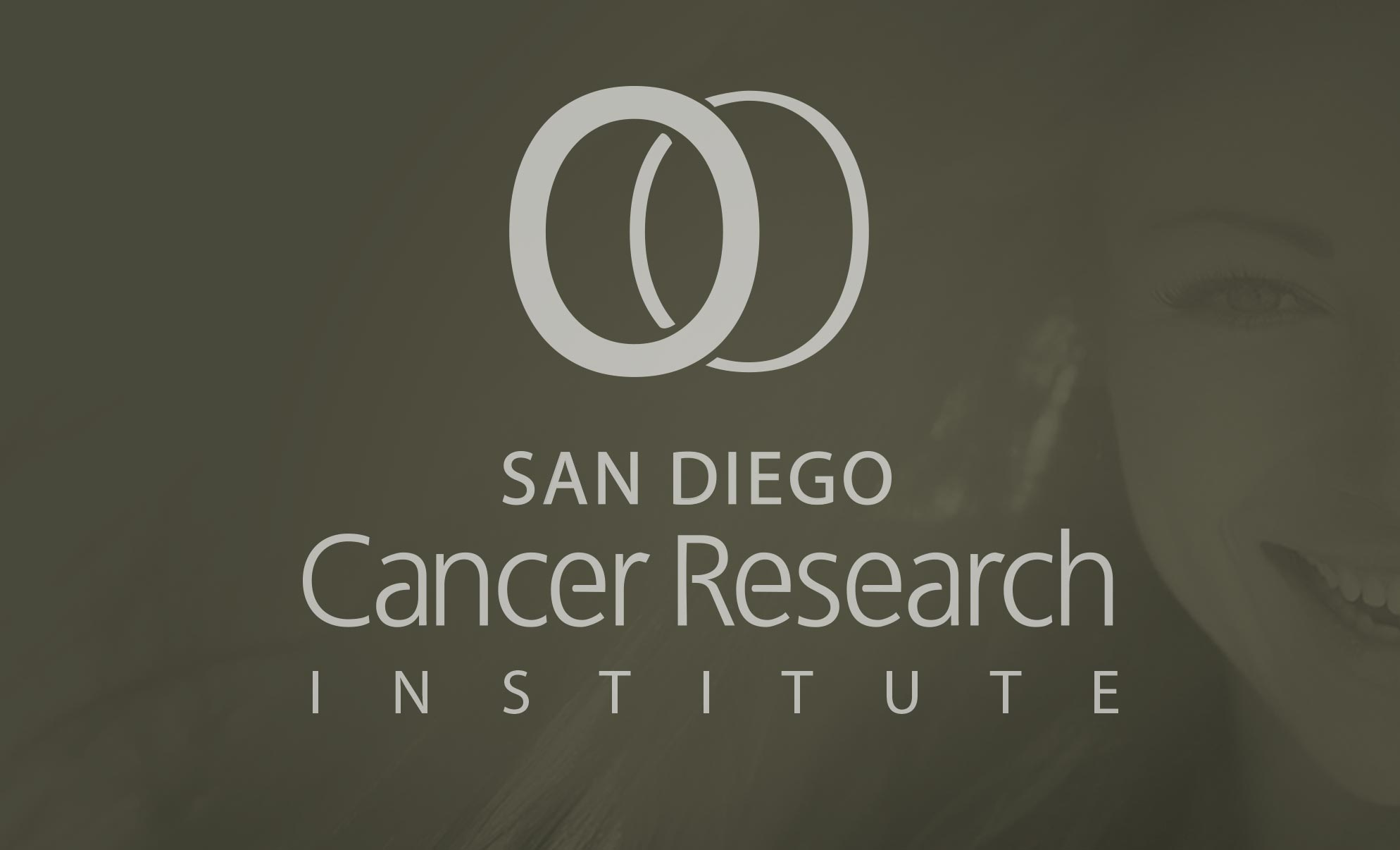 San Diego Cancer Research Identity Logotype Logo