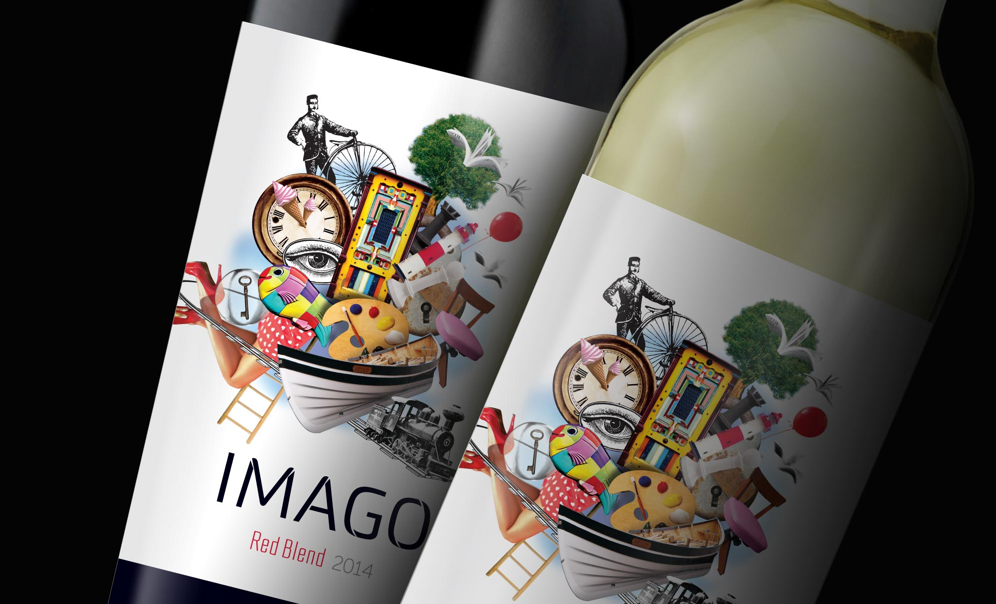 Peñaflor Trapiche Imago Wine Packaging