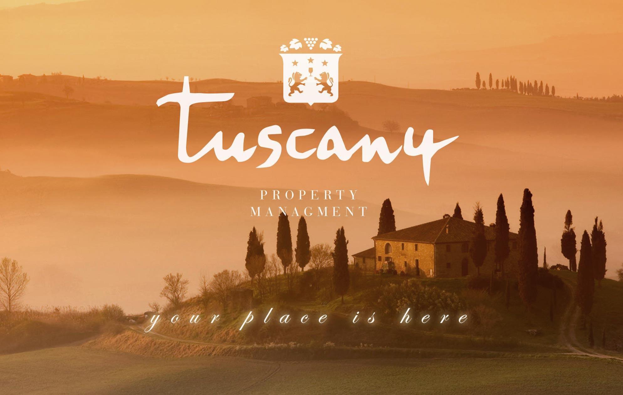 Tuscany Broker Property Managment Italy Logo